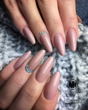Gel Polish Modena Nails NO: 450 French Manicure
