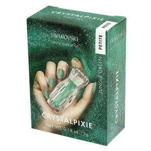 Swarovski Crystalpixie Petite - JUNGLE GREEN