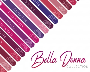 Naklejki Na Wzorniki - Bella Donna Collection