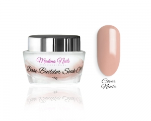 Base Builder Soak Off 15g - Cover Nude