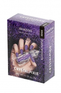 Swarovski Crystalpixie Edge - BLOSSOM PURPLE