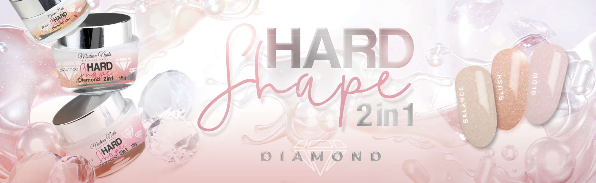 Hard Shape Diamond